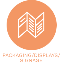 Packaging, Displays, and Signage