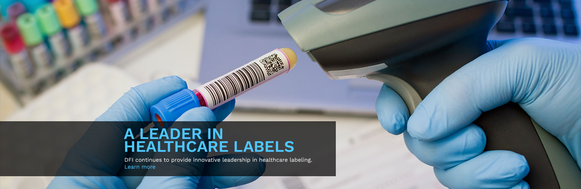 Leader in Healthcare Labels